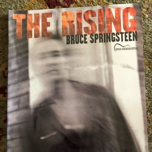 Bruce Springsteen The Rising Songbook - Guitar